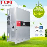 Invertitore solare a tre fasi di SAJ sul tipo invertitore 12kW di griglia di energia solare a 50kW