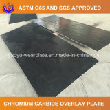 Recubrimiento compuesto del carburo del cromo de la placa de acero