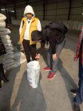 Pérolas de soda cáustica utilizada na indústria de celulose de papel