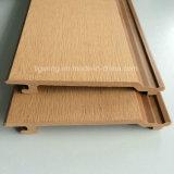 Наружные защитные элементы WPC настенной панели для использования вне помещений дерева пластиковые PE композитный планка