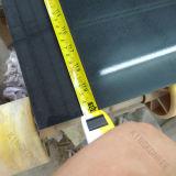 20mm/30mm negro brillo superior losa de piedra de cuarzo de cocina