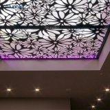 Алюминиевые настенные панели наружные защитные элементы ЧПУ лазерная резка металла экранов