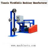 Maquinaria Halogênio-Livre da máquina da extrusão de cabo do baixo fumo automático
