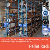Justierbare Lager-Speicher-Metallladeplatten-Zahnstange