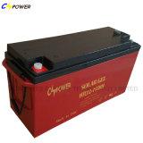 VRLA Solargel-Batterie 12V 150ah mit Cer ISO-Iec