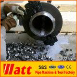 Corte frío rápido y máquina que bisela para la venta de Dirct de la fábrica del acoplamiento del tubo