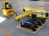 手動ポンプを搭載する鋼鉄油圧管のベンダー