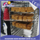 De Machine van het Afgietsel van het Deeg van het Brood van het Brood van de Vormdraaier van de toost