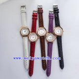 Concevoir Madame en fonction du client Fashion Woman Watch (WY-036E) d'affaires