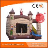 Casa de salto Bouncy inflável ao ar livre combinado para os miúdos (T3-105)