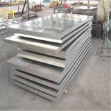 Plaque en alliage aluminium/aluminium/feuille pétrolier appliqué dans les industries chimiques