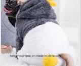 Pigiami molli 100% del gatto dell'abito del cappotto dell'animale domestico dei costumi dell'animale domestico del fumetto dei pigiami del cotone dei pigiami della piccola camicia bella del cane