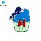 Fabricante de promoção Cartoon Monograma Pin de lapela de metal personalizada