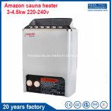 La certificación CE Hogar pequeño calentador Sauna Sauna Calefacción de venta