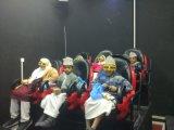 Son surround 5.1 passionnant de virtual reality de simulation de simulateur du cinéma 5D