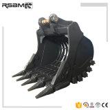 Rsbm 100*100mm Emmer van het Skelet van het Graafwerktuig