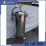 Les mesures sanitaires filtre multi-sac en acier inoxydable