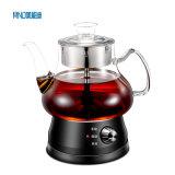1.0L中国の新しいデザイン蒸気調理のタイプ電気やかんの鍋の給湯装置