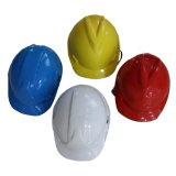 Farbic 안대기 턱 버클 조정가능한 세륨을%s 가진 래치드에 의하여 전문화되는 PE 쉘 안전 헬멧