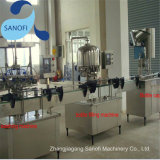 Cadena de producción pura automática del agua de la máquina de rellenar/de la máquina de embotellado/de la máquina de rellenar del agua