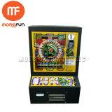 Slot machine di gioco a gettoni del gioco del casinò del fornitore