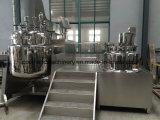 Rhj-D 500L Sistema de controlo PLCcremes cosméticos máquina de mistura