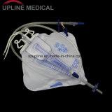 Medizinischer Gebrauch-Plastikurin-Wegwerfbeutel