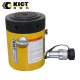 Elevado desempenho de atuação dos cilindros hidráulicos da contraporca único para a venda