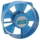 380V Blauwe KoelAC van de Bladen van de Ventilatie Plastic AsVentilator in drie stadia (SF16060)