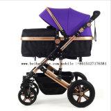 Carrello di bambino della carrozzina del bambino del passeggiatore del bambino