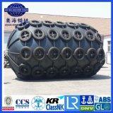 parachoques de goma neumáticos del infante de marina de la defensa de los 2.5*4.0m Yokohama