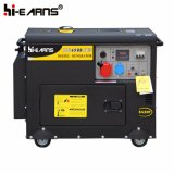 beweglicher luftgekühlter leiser Dieselpreis des generator-4kw (DG5500SE)