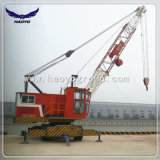 35t Electric Hydraulic mobile Tyre Crane with Wheel