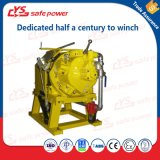 ABS Certified air Tugger Winch for gold Minings with 5t Capacity