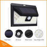 Capteur de mouvement IRP 44LED à alimentation solaire extérieur jardin lumière à LED