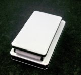 Plegable 30 SMD LED lámpara de escritorio funciona con 4 pilas AAA o USB, Mini LED Lámpara de mesa