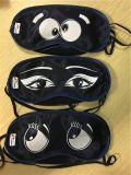 Diseño personalizado de la máscara del sueño El sueño de algodón ES3051874Eyemask (AMA)