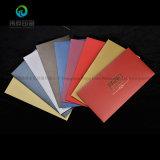 Envelope de papel luxuoso do cumprimento/convite da impressão