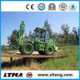 판매 Ltma 최신 5 톤 ATV 4X4 모든 지형 포크리프트