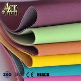 Cuoio di riserva d'imitazione resistente del PVC dell'abrasione per la sede di automobile Stocklot