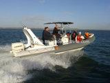 Liya Yatchの贅沢なボートの商業ヨットのガラス繊維