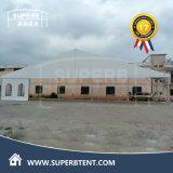 grande tente d'exposition de 30X150m pour 3000 portées