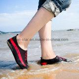 De comfortabele Schoenen van het Water van de Tennisschoen van Aqua van de Schoenen van de Huid zwemmen de Schoenen van de Yoga van Schoenen zwemmen Schoenen