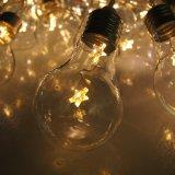 Wohles dekoratives Mehrfarbenlicht der Edison-Birnen-LED mit Cer RoHS