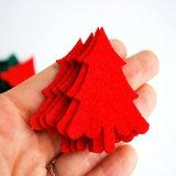 Banheira de vender produtos de feltro para pendurar Natal ornamentos de feltro