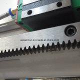 CNC della Cina che elabora l'incisione Woodworking&#160 di taglio; Macchina