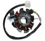중국 Cg125 기관자전차 자석발전기 코일 기관자전차 부속