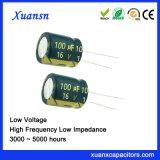 100UF 16V Radiale Elektrolytische Condensator 105º C 5000hours