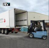 Königlicher Gabelstapler 3.5 Tonnen-elektrischer Gabelstapler mit Deutschland-Strassenverkäufer-Batterie Zapi Controller Wechselstrom-System 3500 Kilogramm