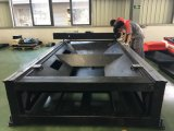 Machine de coupure de laser d'acier inoxydable de fibre de 700 watts
